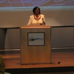 Congresswoman Kilpatrick discusses Light Rail in Detroit