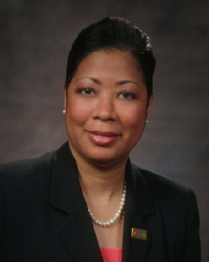 Detroit Police Chief Ella Bully-Cummings