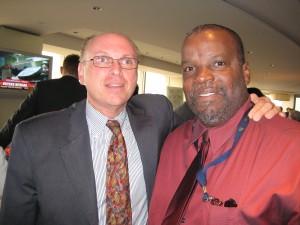 Al Fields (DTE) and Greg Johnson (MDOT)
