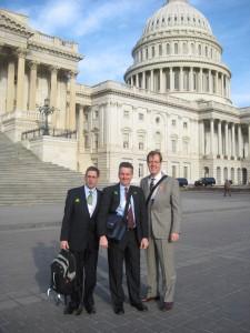 Mike Reuter, Todd Scott, Cullen Watkins
