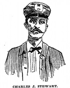 Officer Charles Stewart (Free Press)